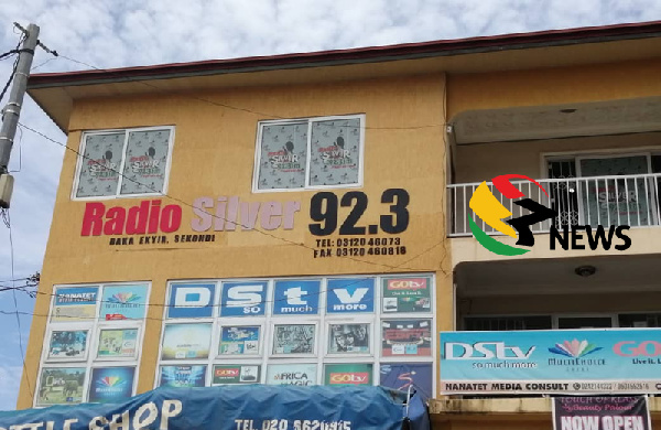 This comes a day after two pro NDC radio stations, were shut down over expired license
