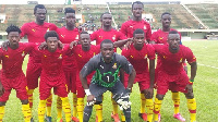 Black Stars B have been pitted against Burkina Faso