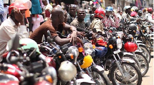 Some okada riders are happy about the promise to legalise the business