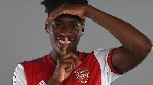 Arsenal ta kammala daukar Albert Sambi Lokonga daga Anderlecht
