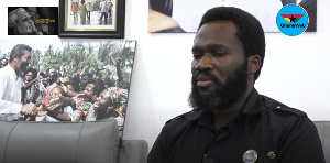 Former Special Aide to ex-president Rawlings, Dr. Donald Agumenu