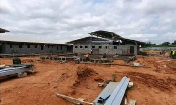 NDC slams gov't attempt to commission uncompleted Somanya Hospital