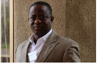 Minister-designate for Lands and Natural Resources, John Peter Amewu