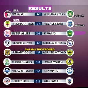 GHPL DAY 4 FIXTURES Playon