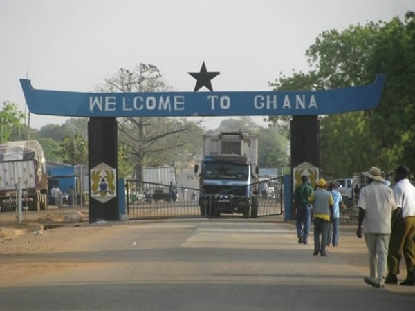 Unapproved routes along Ghana-Togo border under strict monitoring - GIS