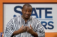 Leader of the All People's Congress, Hassan Ayariga