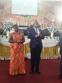 Rev Emmanuel Ofori is new Senior Pastor of the Assemblies of God Church, Tema