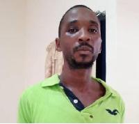 Suspected Takoradi girls kidnapper, Samuel Udoetuk-Wills