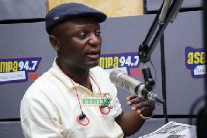 Kofi Adams, Former NDC National Organiser