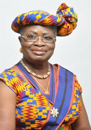 Prof Marian Ewurama Addy