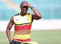 Former Black Stars assistant coach, Ibrahim Tankoh