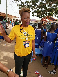 Gloria Nimo, Founder of Amazing Grace Children's Foundation