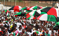 File photo of NDC supporters