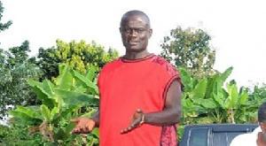 Former Kumasi Asante Kotoko midfielder Sarfo Gyamfi