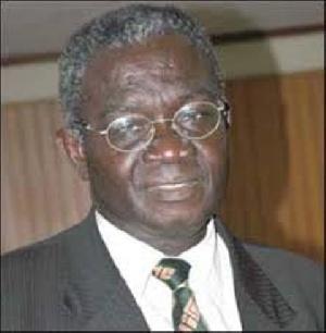Former Esikuma-Odobin-Brakwa MP, PC Appiah Ofori