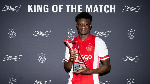 It's double feeling to win and play well - Mohammed Kudus after winning Man of the Match