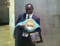 Azumah Nelson, Legendary Ghanaian boxer