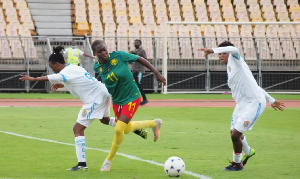 Cameroon defeated Congo 5-0