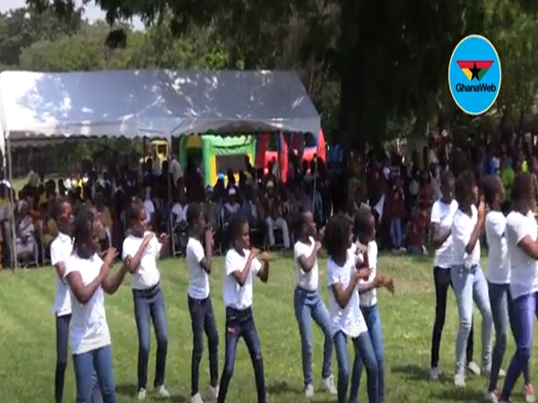 Kids in Tourism Ghana organizes the Annual Kids Tourism Fair 2019