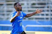 Ghanaian forward, Sadat Karim