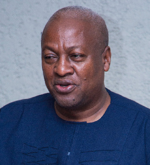John Mahama New A