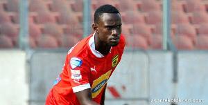 Former Kumasi Asante Kotoko defender, Atta Kussi