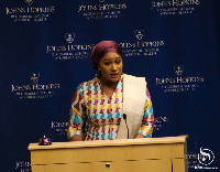 Second Lady of Ghana, Samira Bawumia