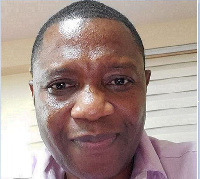 Executive Chairman of Ghana Link Network Services Limited, Nick Danso Adjei