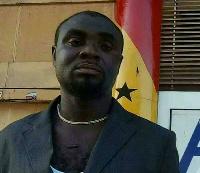 The deceased, Emmanuel Koranteng