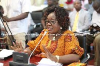 The NDC in Ashanti Region has described her utterances relating to the nurses petition as arrogant