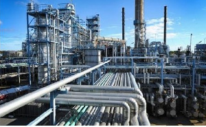 The Tema Oil Refinery was to shut down in 2018