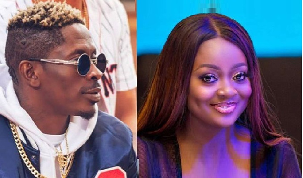 Don't come begging for help in future - Shatta Wale to Jackie Appiah
