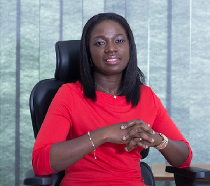 Managing Director of Airtel Ghana, Mrs Lucy Quist