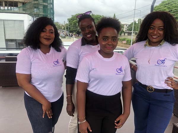 Some of the Farassi Accra team members