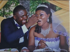 Kwadwo Wiafe celebrated his 7th marriage anniversary on his Instagram page last month
