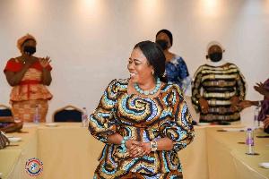 National Women Organiser of NPP, Kate Gyamfua