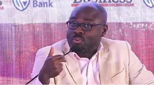 Dr. Lord Mensah, Financial Economist