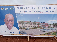 President Akufo-Addo is the guest of honour for the ceremony