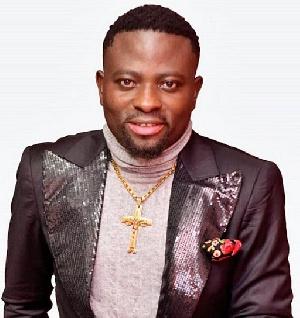 Popular gospel singer/worship leader, Brother Sammy