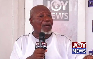 Former Central Regional chairman of NDC, Allotey Jacobs