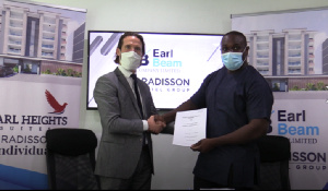 Radisson Hotel Group partners with Earlbeam to construct Earl Height Suite Hotel