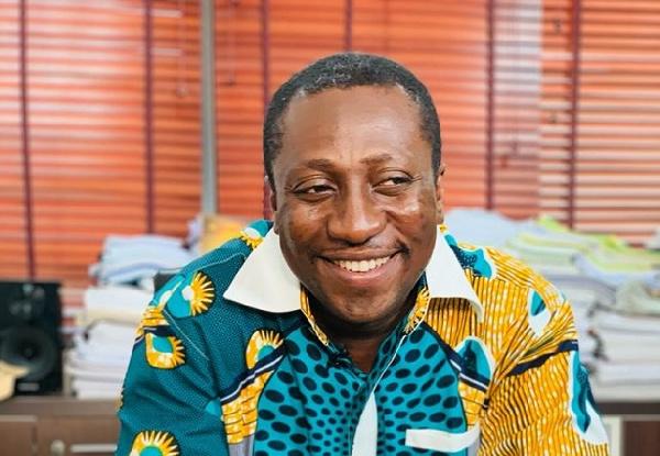 MP for Efutu Constituency, Alexander Afenyo-Markin