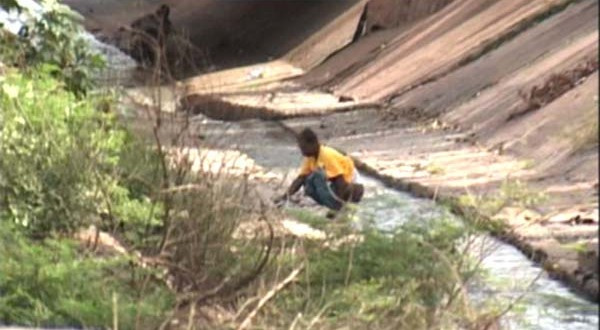 Open defecation is a worrying trend in some parts of the country