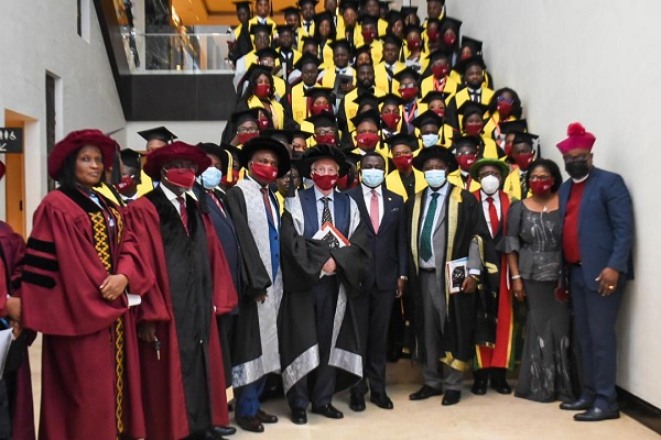 Professor Omani-Antwi urges govt to invest in digital learning
