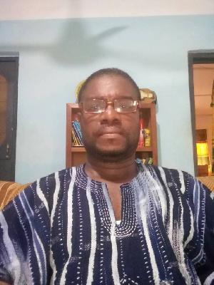 David Yaw Mensah DCE