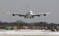 The construction of a new airport in the Metropolis is to help improve socio-economic activities