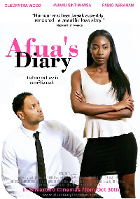 Afua's Diary starring KSM