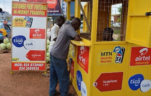 Mobile money has improved the efficiency of money transactions