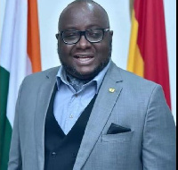 Ghana's High Commissioner to India, Michael Oquaye Jnr