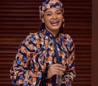 Ghanaian Actress, Habiba Sinare